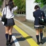 車で女子高生をナンパする方法